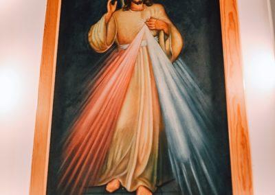 """Obraz """"Jezu, ufam Tobie!"""""""