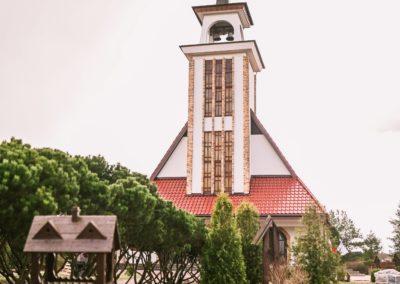 Kościół Matki Bożej Nieustającej Pomocy w Skorzewie